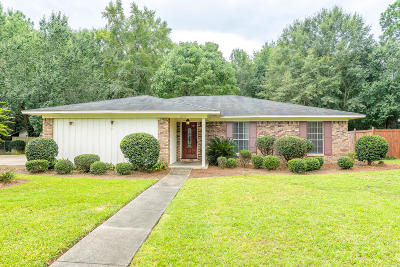 Hattiesburg MS Single Family Home For Sale: $136,000