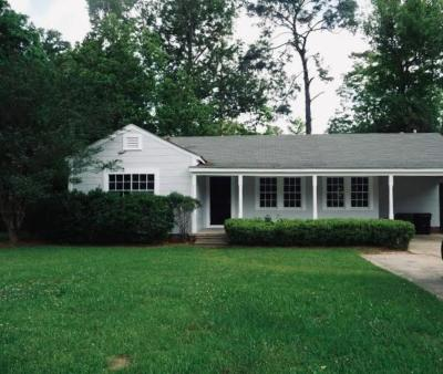 Hattiesburg MS Single Family Home For Sale: $130,000