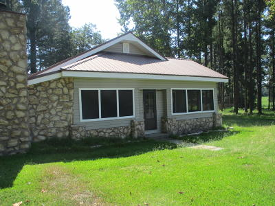 Sumrall Single Family Home For Sale: 96 Richmond Rd.