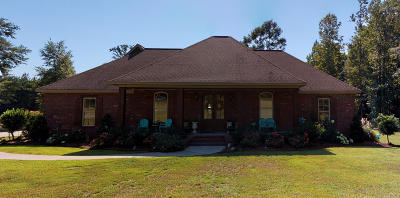 Sumrall Single Family Home For Sale: 140 Richmond Rd.