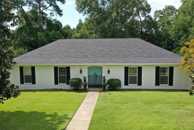 Hattiesburg Single Family Home For Sale: 4600 Oak Forrest Dr.