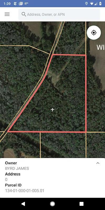 Sumrall Residential Lots & Land For Sale: 238 Black Creek