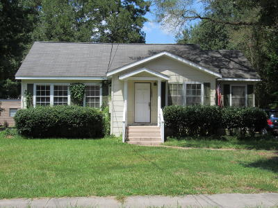 Hattiesburg Single Family Home For Sale: 1819 Mamie St.