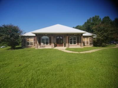 Purvis Single Family Home For Sale: 75 Max White Rd.