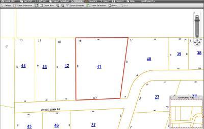 Petal Residential Lots & Land For Sale: Lot 16 Little John