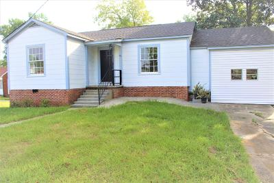 Hattiesburg Single Family Home For Sale: 219 Park Ave.