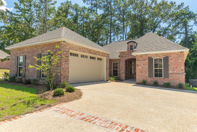 Hattiesburg Single Family Home For Sale: 50 Canal Dr.