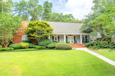 Hattiesburg Single Family Home For Sale: 90 St Andrews