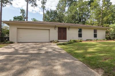 Hattiesburg Single Family Home For Sale: 107 Saratoga Cir.
