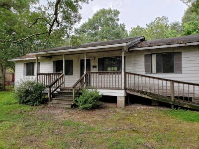 Hattiesburg Single Family Home For Sale: 203 Columbia St.