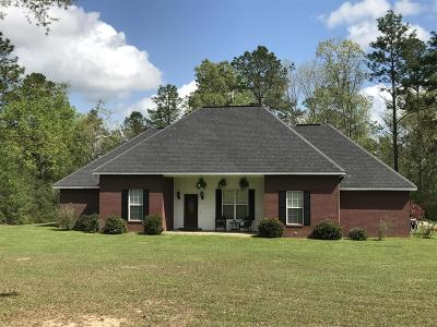 Petal Single Family Home For Sale: 123 Robertson Rd.