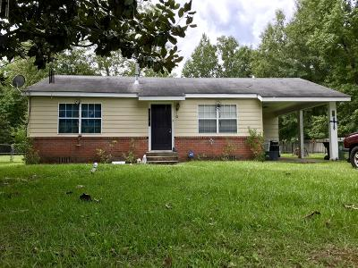 Hattiesburg Single Family Home For Sale: 107 Oliver Ave.