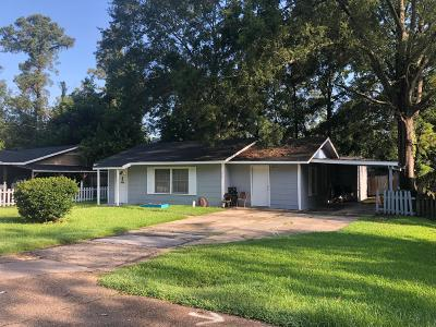 Hattiesburg Single Family Home For Sale: 903 Wedgewood Dr.