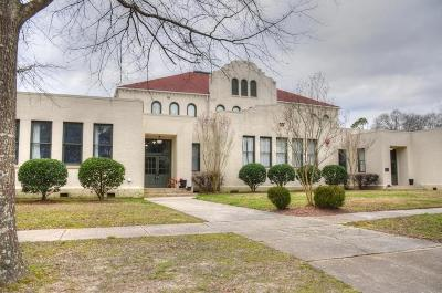 Hattiesburg Condo/Townhouse For Sale: 601 Court St. Unit 106