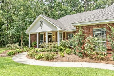 Hattiesburg Single Family Home For Sale: 55 Woodstone Dr.