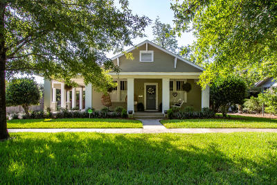 Hattiesburg Single Family Home For Sale: 810 Adeline St.