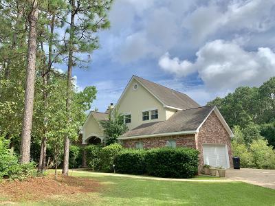 Hattiesburg Single Family Home For Sale: 203 E Lakeside Dr.