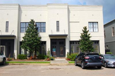 Hattiesburg Condo/Townhouse For Sale: 9 Town Center Square