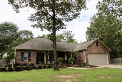 Single Family Home For Sale: 59 Wandering Oaks Ln.