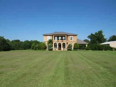 Mendenhall Single Family Home For Sale: 2579 Simpson Hwy 13