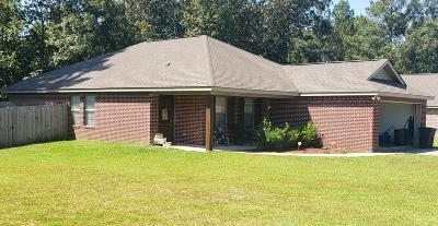 Sumrall Single Family Home For Sale: 89 Hemingway Dr.
