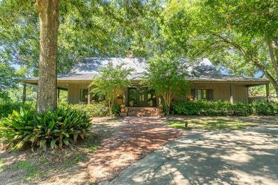 Jefferson Davis County Single Family Home For Sale: 5844 N Williamsburg Rd.