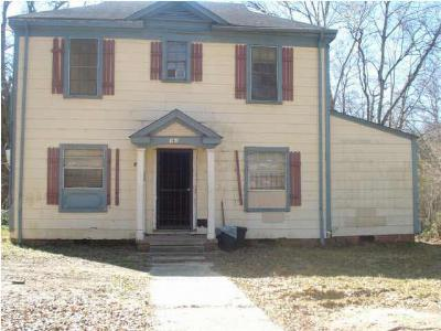 Jackson Multi Family Home Contingent: 161 Culbertson Ave