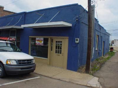 Magee Commercial For Sale: 116 1st St