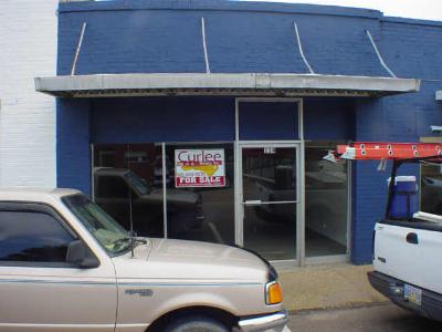 Magee Commercial For Sale: 114 1st St