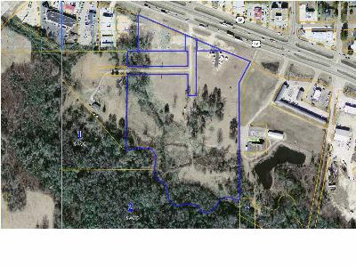 Magee Commercial For Sale: 1499 Hwy 49