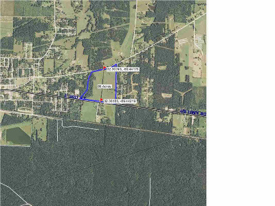 Scott County Residential Lots & Land For Sale: 86 Highway 80 Hwy