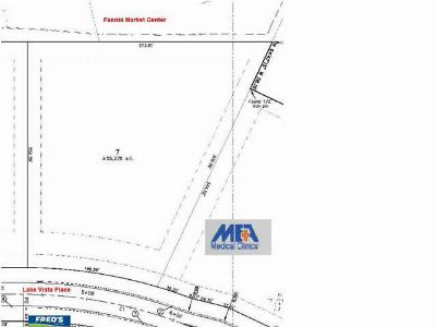 Brandon Residential Lots & Land For Sale: 7 Spillway Rd