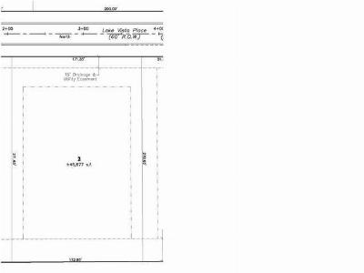 Brandon Residential Lots & Land For Sale: 2 Spillway Rd
