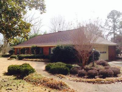 Kosciusko MS Single Family Home For Sale: $200,000