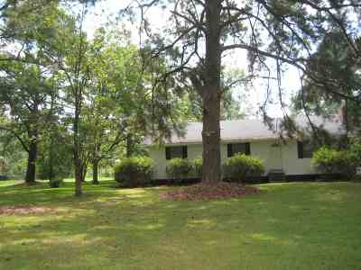 Simpson County Single Family Home Contingent/Pending: 1081 W Hwy 28 West