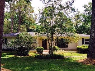 Jackson Single Family Home For Sale: 3776 Old Canton