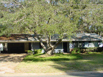 Jackson MS Single Family Home For Sale: $104,900