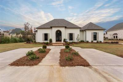 Flowood Single Family Home For Sale: 117 Lineage Ln