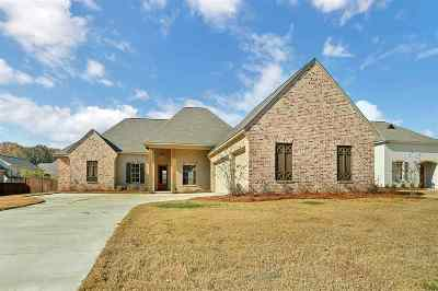Madison Single Family Home For Sale: 204 Stone Creek Dr