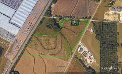 Canton Residential Lots & Land Contingent/Pending: Hwy 51 South