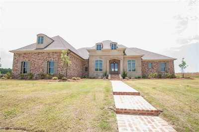 Madison MS Single Family Home For Sale: $599,000