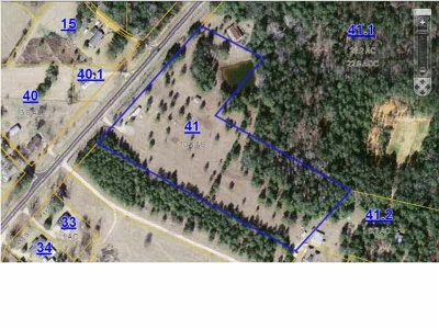 Residential Lots & Land For Sale: Hwy 28