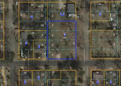 Magee Residential Lots & Land For Sale: 210 SW 3rd Ave