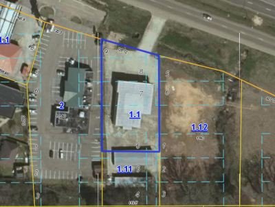 Magee Commercial For Sale: 1529 Hwy 49 South Hwy