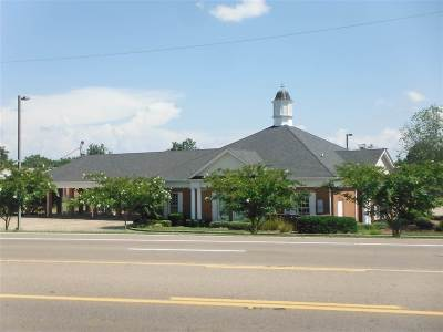 Carthage MS Commercial For Sale: $295,000