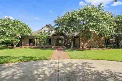 Madison Single Family Home For Sale: 129 Plantation Dr