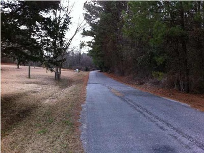 Leake County Residential Lots & Land For Sale: 1 Conway Rd