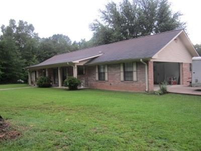 Jefferson Davis County Single Family Home Contingent/Pending: 65 A Frame E Lane Dr