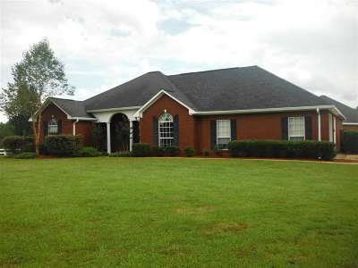 Leake County Single Family Home For Sale: 1950 Smith Rd