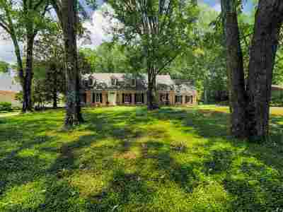 Jackson Single Family Home For Sale: 2476 Eastover Dr